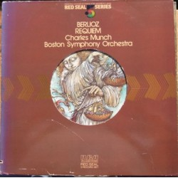 Berlioz: Requiem. Charles Munch. Boston SO. 2 LP. RCA Living Stereo
