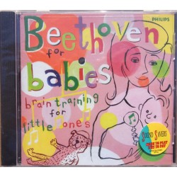 Beethoven for Babies. Brain training for little ones. 1 CD. Philips