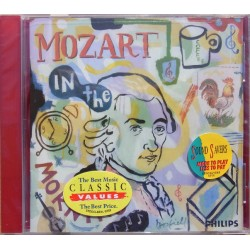 Mozart in the Morning. 1 CD. Philips