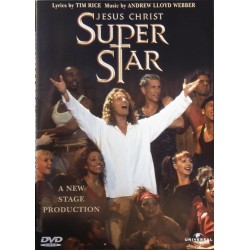 Jesus Christ superstar. Lyrics by Tim Rice. And music by Andrew Lloyd Webber. 1 DVD.