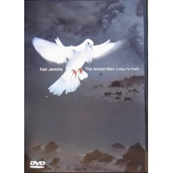 Karl Jenkins. The Armed man. A mass for peace. 1 DVD. EMI