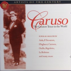Caruso. The Greatest Tenor in the World. 2 CD. RCA