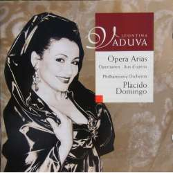 Leontina Vadura. Opera arias. Philharmonia. Placido Domingo. 1 CD. EMI