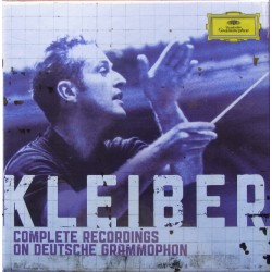 Carlos Kleiber - Complete Recordings on DG. 12 cd.