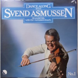 Dance along with Svend Asmussen. 28 World Hits. 1 LP. EMI