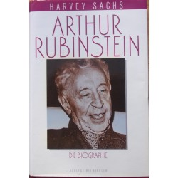 Arthur Rubinstein. Die Biographie. 1 book in german