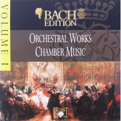 Bach: Orchestral Works and Chamber music (Complete). 23 CD. Brilliant Classics