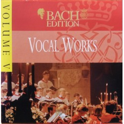 Bach: Vokal Works. (Complete). 37 CD. Brilliant Classics