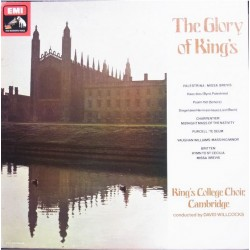 The Glory of King's. 3 LP. EMI SLS 5047
