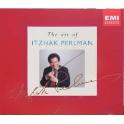 The Art of Itzhak Perlman. 4 CD. EMI