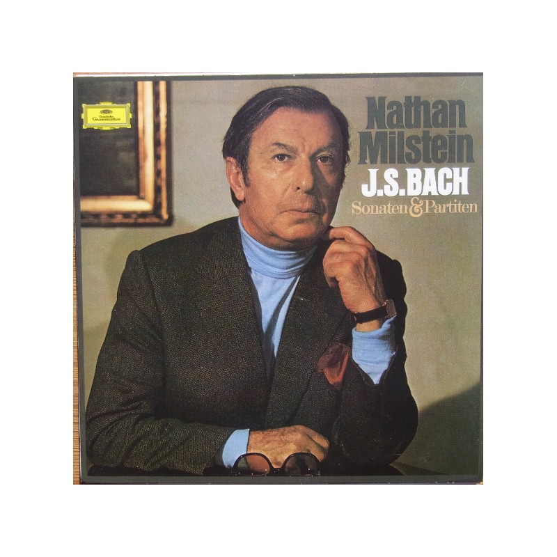 a place to call home box set glenn gould bach beethoven schoenberg plade klassikeren Bach: Sonatas and Partitas for violin solo. Nathan Milstein. 2 CD.