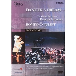 Prokofiev: Romeo and Juliet. Dancer's Dream - The Great Ballets of Rudolf Nureyev. 1 DVD. TDK