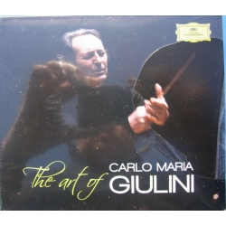 The Art of Carlo Maria Giulini. 16 cd. DG