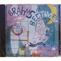 Brahms at Bedtime. A Sleepy-time serenade. 1 CD. Philips 4549662