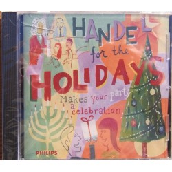 Handel for the holiday. Makes your party a celebration. 1 CD. Philips.