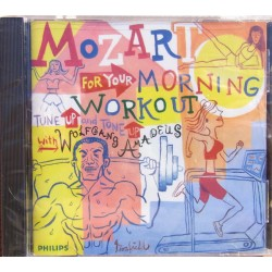 Mozart for your morning workout. 1 CD. Philips. 4652252