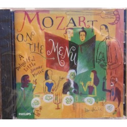 Mozart on the menu. 1 CD. Philips. 4467622