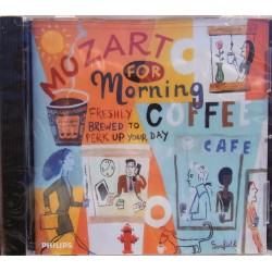 Mozart for morning coffee. 1 CD. Philips. 4547222