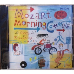 Mozart morning commute. 1 CD. Philips. 4549712