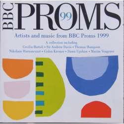 The Proms 1999. Bartoli, Hampson, Kremer, Vengerov. 2 CD. Teldec