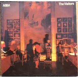 Abba: The Visitor. 1 LP. Polar Records