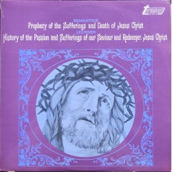 Demantius: Prophecy of the Sufferings and Dead of Jesus Christ. Spandau Kantorei. 1 LP. Turnabout