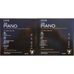 Albeniz: Iberia for piano. Esteban Sanchez. 2 cd. Brilliant Classics
