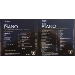 Satie: 3 Gymnopedies + 6 Gnossiennes. Håkon Austbø. 2 CD. Brilliant Classics