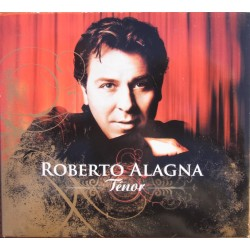 Roberto Alagna tenor. 2 cd. + 1 DVD. EMI