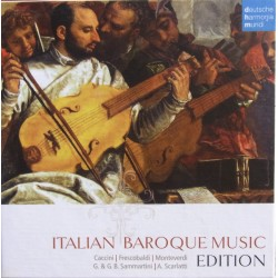 Italian Baroque Music Edition. 10 CD. DHM