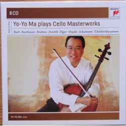 Yo-Yo Ma plays Great Cello Masterworks. 8 CD. Sony