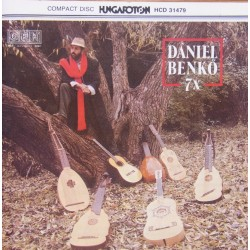 Daniel Benko plays 7 different stringed instruments. 1 CD. Hungaroton. HCD 31479