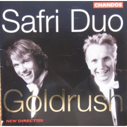 Safri Duo. Goldrush. 1 CD. Chandos