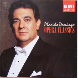 Placido Domingo: Great Arias from Classic operas. 1 CD. EMI