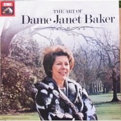 The Art of Dame Janet Baker. 3 LP. SLS 5275