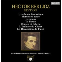 Berlioz: Edition. (Samtlige operaer). Inbal. 11 CD. Brilliant Classics