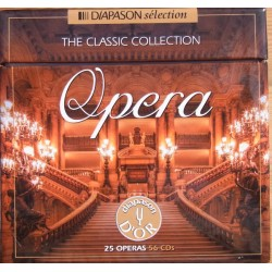 The Classical opera collection. Diapason collection. 56 CD. Sony & RCA