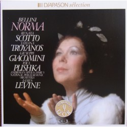 Bellini: Norma. Scotto, Troyanos, James Levine. 2 CD. Sony