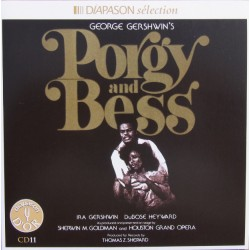 Gershwin: Porgy and Bess. Houston Grand Opera. John DeMain. 3 CD. RCA