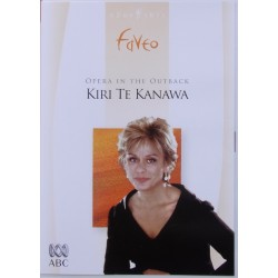Kiri te Kanawa. Opera in the outback. 1 DVD. Opus Arte