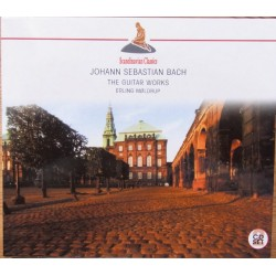 Bach: The Guitar works. Erling Møldrup. 2 CD. Classico