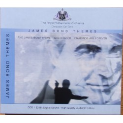 James Bond Themes. Carl Davis, Royal Philharmonic Orchestra. 1 CD. Membran