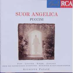 Puccini: Søster Angelica. Lucia Popp, Marjana Liposek. Giuseppe Patane, Bavarian Radio Symphony Orchestra 1 CD. RCA.