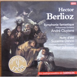 Berlioz: Symphonie Fantastique. Andre Cluytens, Philharmonia Orchestra. 1 CD. Sony