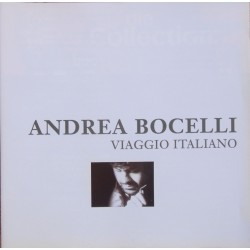 Andrea Bocelli. Viaggio Italiano. 1 CD. Philips