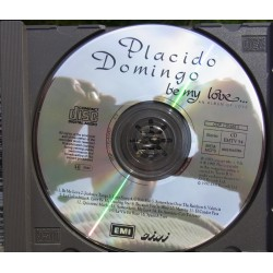 Placido Domingo: Be my love. An album of love. 1 CD. EMI. See Note
