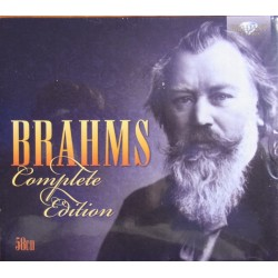 Brahms: The Complete Edition. 58 CD. Brilliant Classics
