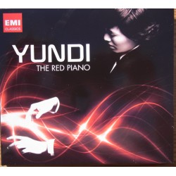 Yundi. The Red piano. 1 CD. EMI.