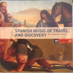 Renaissance: Spanish music for travel and discovery. The Waverly Consort. 2 CD. Virgin