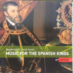 Renaissance Music at the Court of the Kings of Spain. Jordis Savall. 2 CD. Virgin.